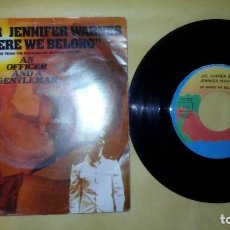 Discos de vinilo: JOE COCKER / JENNIFER WARNES  . Lote 157124754
