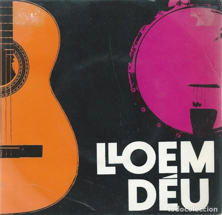 JAUME ARNELLA, LLOEM DEU. ALS 4 VENTS 1968. (Música - Discos de Vinilo - EPs - Cantautores Españoles)
