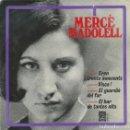 Discos de vinilo: MERÇE MADOLELL, EREN TRENTA INNOCENTS. CONCENTRIC 1966. Lote 157130806
