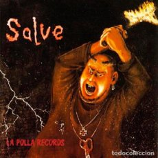 Discos de vinilo: LA POLLA RECORDS SALVE LP . PUNK ROCK RADIKAL VASCO EVARISTO GATILLAZO ESKORBUTO. Lote 157135834