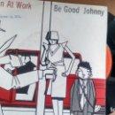 Discos de vinilo: SINGLE (VINILO) DE MEN AT WORK AÑOS 80. Lote 157163130