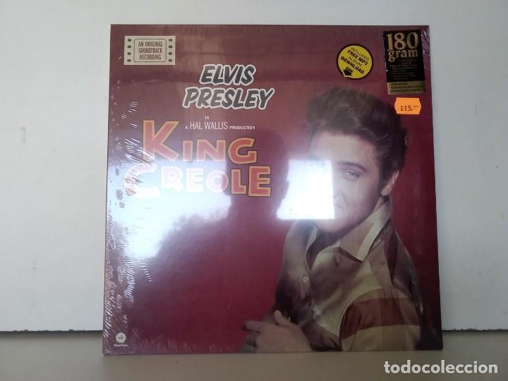 ELVIS PRESLEY (Música - Discos - LP Vinilo - Rock & Roll)