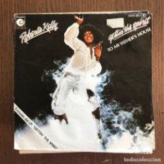 Discos de vinilo: ROBERTA KELLY - GETTIN' THE SPIRIT - SINGLE NOVOLA 1978 - MORODER. Lote 157197854