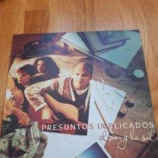 Discos de vinilo: PRESUNTOS IMPLICADOS - EL PAN Y LA SAL - LP VINILO - WARNER - GERMANY - 1994 - EX/EX. Lote 157209066