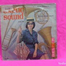 Discos de vinilo: EXOTIC SOUND VOL. II, RITMO FASCINANTE, AMOR EN VENTA, QUIZAS QUIZAS QUIZAS, CANCION INDIA, BELTER, . Lote 157229090