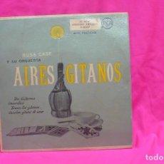 Discos de vinilo: RUSS CASE Y SU ORQUESTA -- DOS GUITARRAS, CZARDAS, TOCAN LOS GITANOS, CANCION GITANA DE AMOR, RCA.. Lote 157229770
