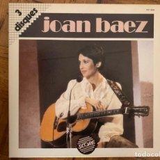 Discos de vinilo: JOAN BAEZ ?– JOAN BAEZ SELLO: SCORE ?– SCO 8608 FORMATO: 3 × VINYL, LP, ALBUM, COMPILATION, BOX SET . Lote 157231822