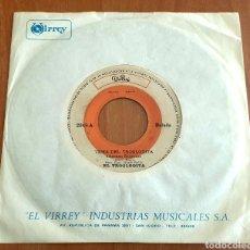 Discos de vinilo: JEAN PAUL EL TROGLODITA- TEMA DEL TROGLODITA/DOLAR AGUJEREADO (PERÚ DIS-PERU 1966) MUY RARO!! SAICOS. Lote 157249274