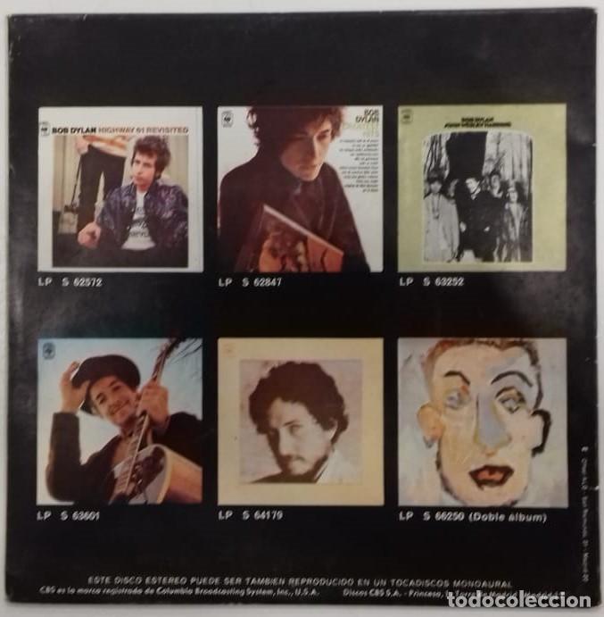 Discos de vinilo: BOB DYLAN - POSITIVELY 4TH STREET - SG - ED ESPAÑOLA 1971 - Foto 2 - 157251618