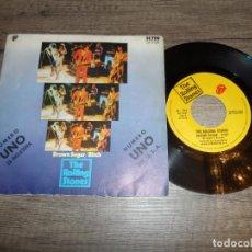 Discos de vinilo: THE ROLLING STONES - BROWN SUGAR / BITCH. Lote 157252354