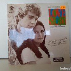 Discos de vinilo: LOVE STORY . Lote 157259110