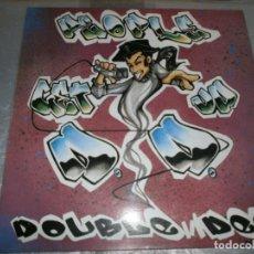 Discos de vinilo: DOUBLE DEE – PEOPLE GET UP! DISCO DE VINILO 12''. Lote 157288250