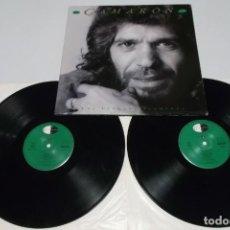 Discos de vinilo: CAMARON - UNA LEYENDA FLAMENCA. Lote 157309086