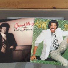 Discos de vinilo: LOTE 2 MAXI SINGLES- LIONEL RICHIE-GERARD JOLING. Lote 157329484
