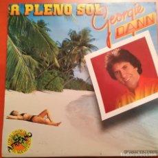 Discos de vinilo: GEORGIE DANN - A PLENO SOL - 1985 RCA. Lote 157346594