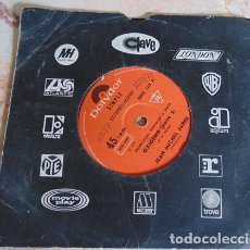 Discos de vinil: JEAN MICHEL JARRE – OXIGENO (PARTE 2) - SINGLE PROMO ARGENTINO. Lote 157359170