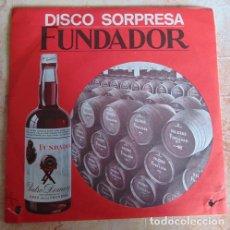 Discos de vinilo: ANA MARIA LA JEREZANA - EP FUNDADOR 1968. Lote 157361850