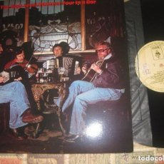 Discos de vinilo: THE HIGH LEVEL RANTERS FOUR IN A BAR (TOPIC-1979)OG ENGLAD EXCELENTE ESTADO. Lote 157367114