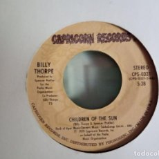Discos de vinilo: BILLY THORPE CHILDREN OF THE SAND/ WRAPPED IN THE CHAINS OF YOUR LOVE ORIGINAL USA 1979 VG+. Lote 157379602