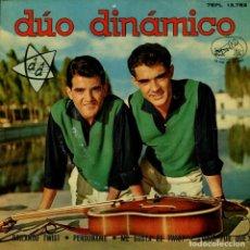 Discos de vinil: DUO DINAMICO / BAILANDO TWIST + 3 (EP 1967). Lote 157381862