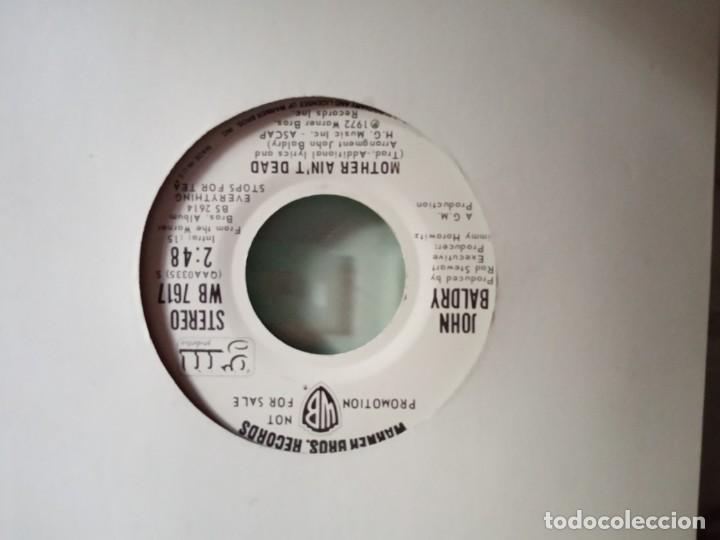 Discos de vinilo: JOHN BALDRY MOTHER AIN'T DEAD PROMO ORIGINAL USA 1972 VG++ - Foto 2 - 157384146