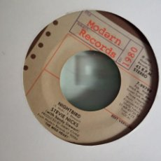 Discos de vinilo: STEVIE NICKS NIGHT BIRD / GATE AND GARDEN ORIGINAL USA 1983 VG++. Lote 157391710