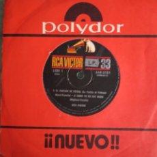 Discos de vinilo: RITA PAVONE EL PARTIDO DE FUTBOL EP ORIGINAL EDICIÓN ARGENTINA VG+ RARO. Lote 157403330