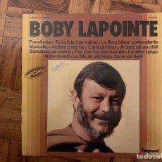 Discos de vinilo: BOBY LAPOINTE ?– BOBY LAPOINTE SELLO: IMPACT – 6886.190 SERIE: ENREGISTREMENTS ORIGINAUX . Lote 157431046