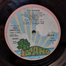 Discos de vinilo: RARO LP DE CAT STEVENS. Lote 157439006