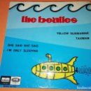 Discos de vinilo: THE BEATLES - YELLOW SUBMARINE -TAXMAN - SHE SAID SHE SAID - I'M ONLY SLEEPING - EP - EMI ODEON 1966. Lote 157454126