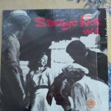 Discos de vinilo: MUSICA LP - SAVAGE KICK - VOL. 6 - MADE IN ENGLAND. Lote 157486802