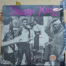 Discos de vinilo: MUSICA LP - SAVAGE KICK - VOL. 5 - MADE IN ENGLAND. Lote 157489078