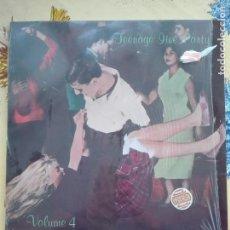 Discos de vinilo: MUSICA LP - TEENAGE JIVE PARTY -VOL. 4 - BRUNWICK. Lote 157494302