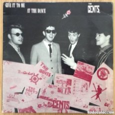 Discos de vinilo: THE GENTS GIVE IT TO ME AT THE DANCE 12'' MAXI AÑO 1986. Lote 157689594