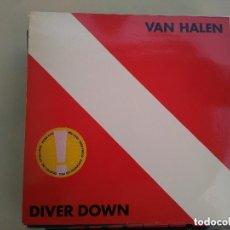 Discos de vinilo: VAN HALEN - DIVER DOWN (LP) 1982. Lote 157689666