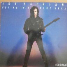 Discos de vinilo: JOE SATRIANI - FLYING IN A BLUE DREAM (LP) 1989. Lote 157689962