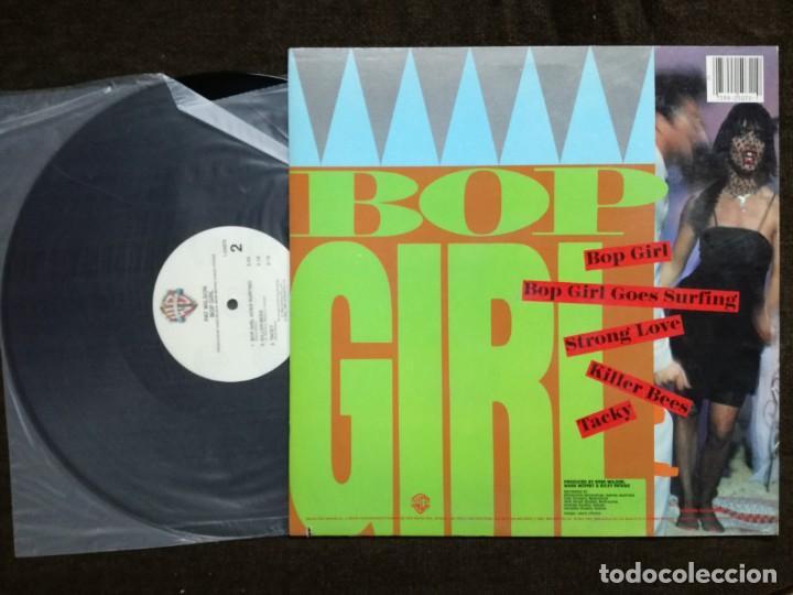 Discos de vinilo: Pat Wilson – Bop Girl-LP - Foto 2 - 157692178