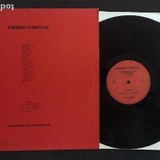 Discos de vinilo: DISCO MAXI SINGLE VINILO 12'' THIRD CIRCLE – GOODBYE TO YESTERDAY EDICIÓN INGLESA DE 1987. Lote 157693706