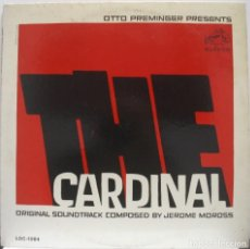 Discos de vinilo: EL CARDENAL. THE CARDINAL. JEROME MOROSS. Lote 157695682