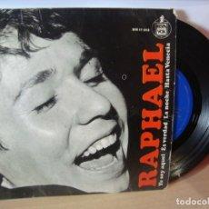 Discos de vinilo: RAPHAEL YO SOY AQUEL . Lote 157710258