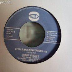 Discos de vinilo: VERA HAMILTON BUT I AIN'T NO MORE / DEBBIE LYNDSEY SPELLS AND INCANTATIONS FUNK REEDICIÓN 2002 NM. Lote 157727654