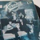 Discos de vinilo: SINGLE (VINILO) DE KORONA AÑOS 80. Lote 157739894