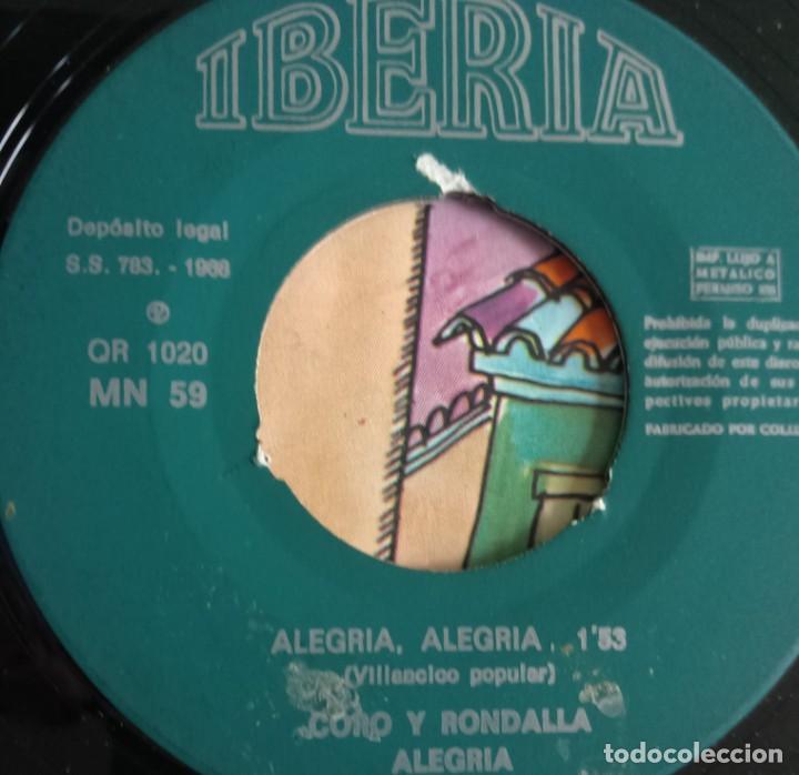 Discos de vinilo: discos - LOTE DE TRES DISCOS SINGLES MÚSICA INFANTIL DE NAVIDAD 1968 (VER FOTOS) - Foto 7 - 157748438