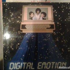 Discos de vinilo: DIGITAL EMOTION-DIGITAL EMOTION, ELECTRO DISCO. Lote 157756910