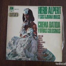 Discos de vinilo: DISCO VINILO LP, HERB ALPERT Y SUS TIJUANA BRASS, AM RECORDS HDA 371-01 AÑO 1966. Lote 157765154