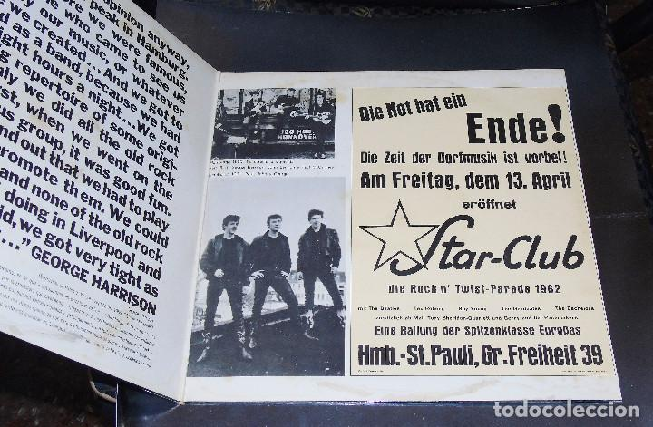 Discos de vinilo: THE BEATLES & TONY SHERIDAN-----L.P. DOBLE- 21 TITULOS --- ***COL*** COMO NUEVO *** - Foto 3 - 157768102
