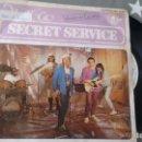 Discos de vinilo: SINGLE (VINILO) DE SECRET SERVICE AÑOS 80. Lote 157790730
