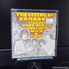 Discos de vinilo: DAVE, DEE, DOZY, BEAKY, MICK & TICH ---THE LEGEND OF XANADU --VINILO MINT ( M ) FUNDA ( NM OR ( M- ). Lote 157795954