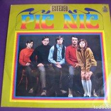 Dischi in vinile: PIC-NIC LP HISAPVOX 1968 - EDICION ORIGINAL CON POCO USO - JEANETTE - TOTI SOLER - JORDI SABATES. Lote 157797114