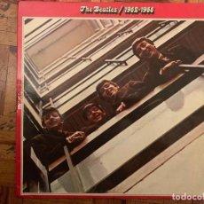 Discos de vinilo: THE BEATLES – 1962-1966 SELLO: APPLE RECORDS – 1J 162 - 05.307/8 FORMATO: 2 × VINYL, LP. Lote 147396410